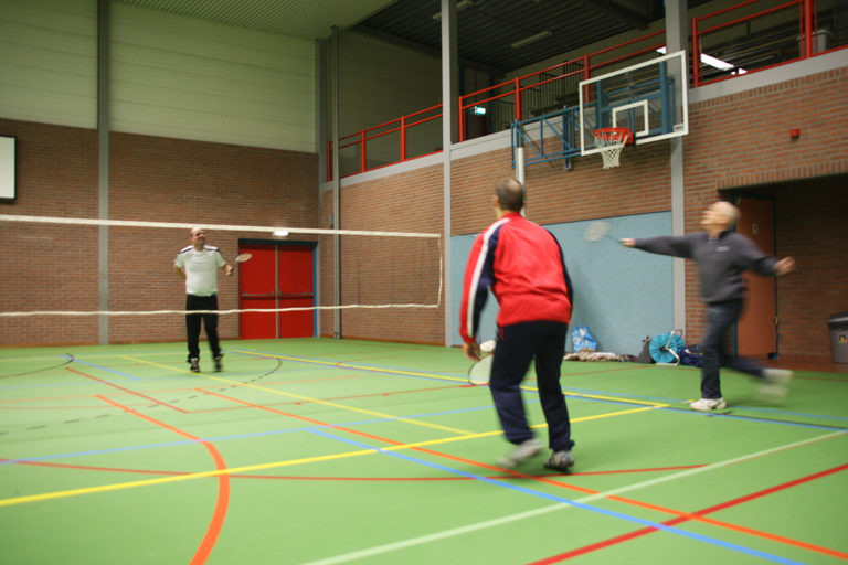 Badminton maandag